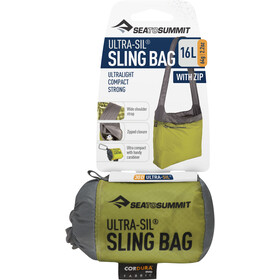 Sea to Summit Ultra-Sil Sling Bag, lime